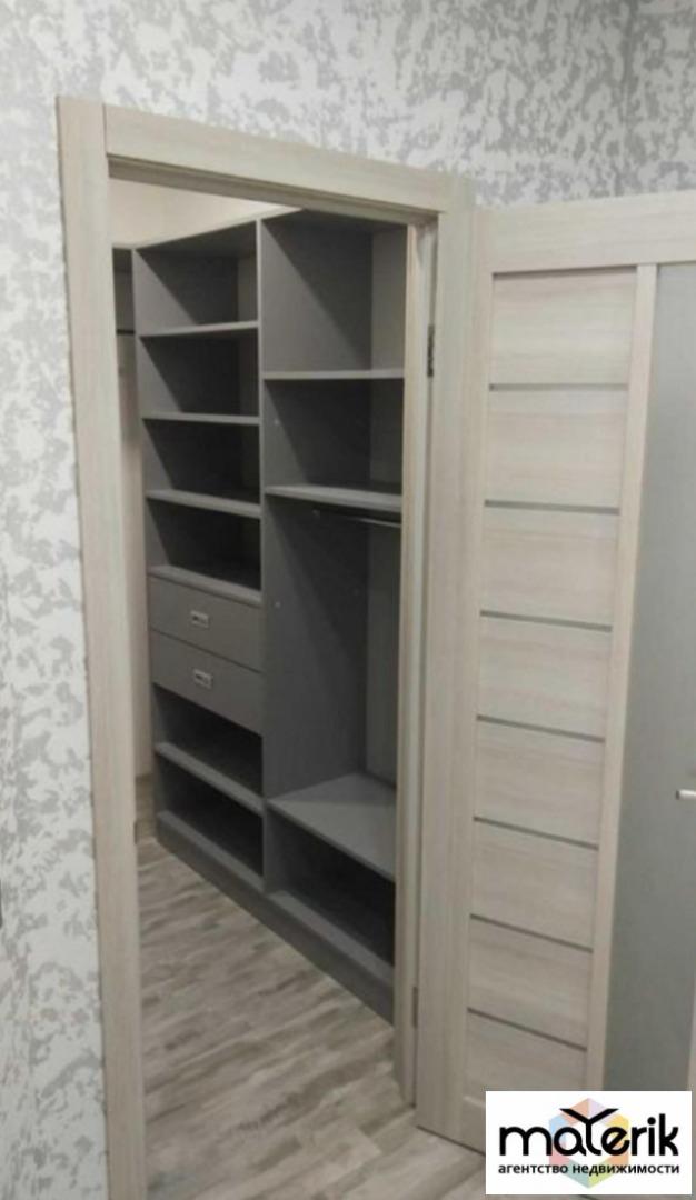 продажа однокомнатной квартиры номер A-162756 в Суворовском районе, фото номер 14